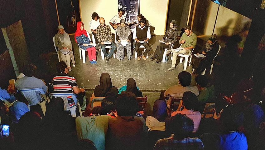 اجرای نمایش در تماشاخانه های مشهد