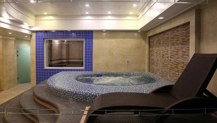 استخر و سونای هتل جواد مشهد