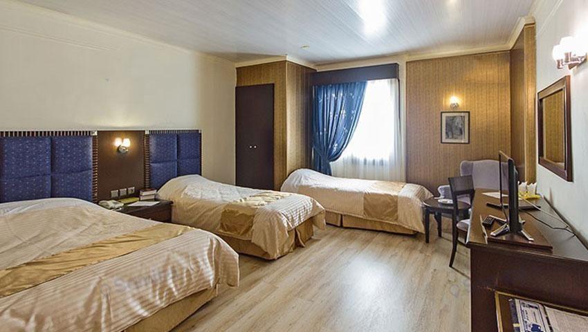 قدیمی ترین و لوکس ترین هتل مشهد