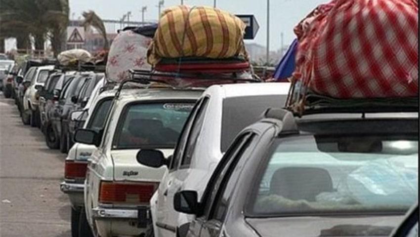 مسافت تهران تا مشهد با خودرو شخصی