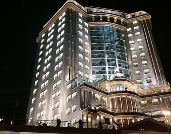 بهترین و لوکس ترین هتل مشهد