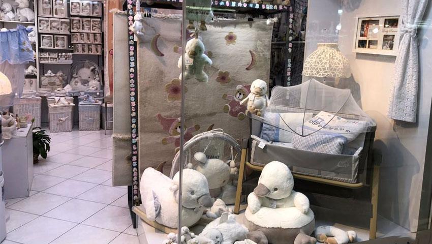 مرکز خرید سیسمونی لوکس در مشهد،فروشگاه لباس کودک در مشهد