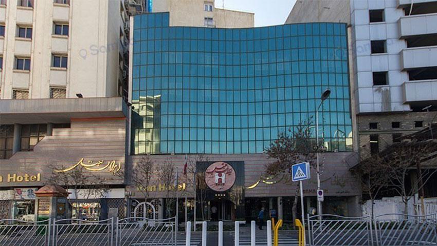 نزدیکترین هتل به حرم امام رضا در مشهد