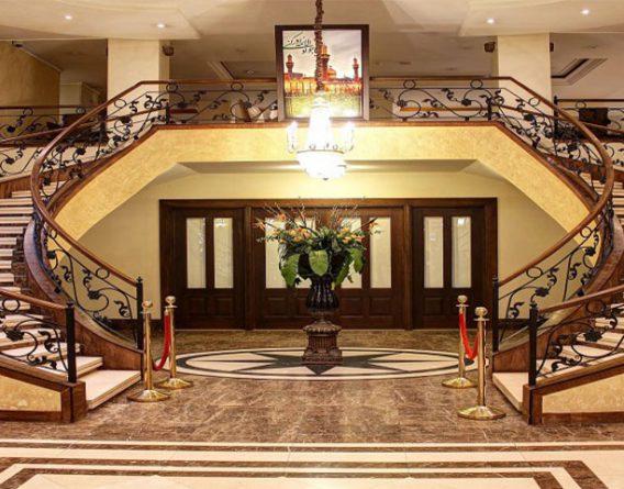 بهترین هتل 4 ستاره مشهد