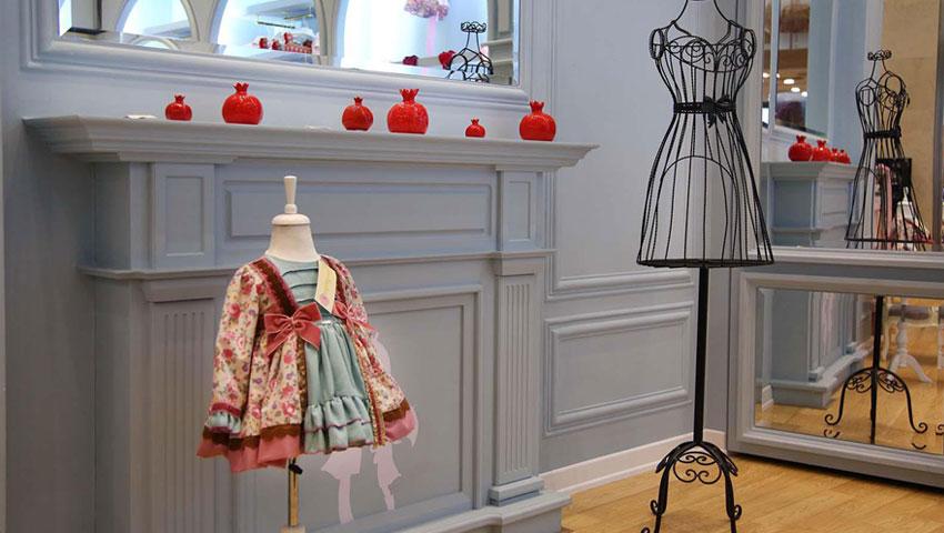 معروف ترین مراکز خرید لباس کودک مشهد