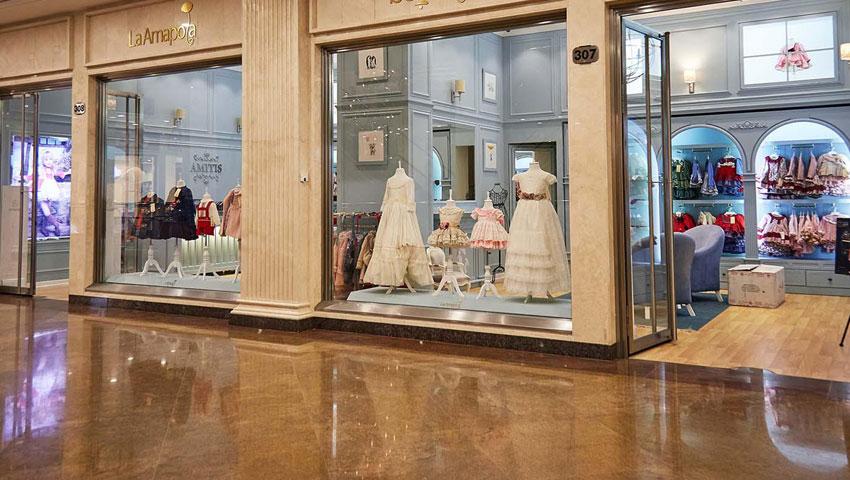 مرکز خرید لباس مجلسی کودک در مشهد
