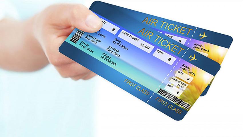 خرید بلیط چارتر و تی چارتر هواپیما