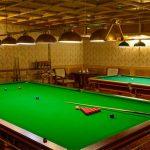 باشگاه بیلیارد هتل طلایی قصر مشهد