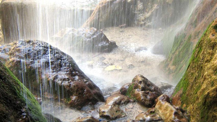 آبشارهای دیدنی مشهد