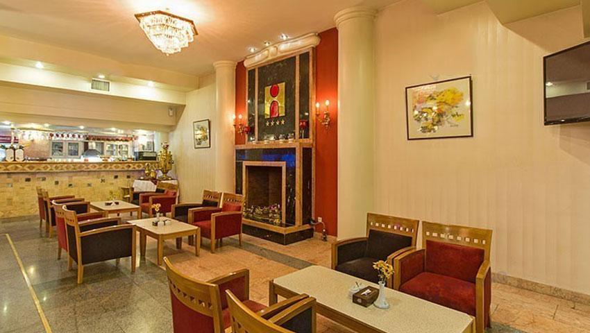 کامل ترین خدمات رفاهی هتل ایران مشهد