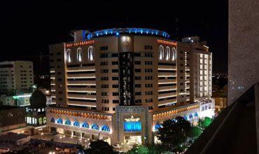 هتل مدینه الرضا لوکس ترین هتل در مشهد