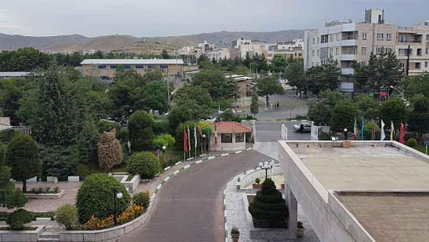 آدرس هتل پردیسان مشهد