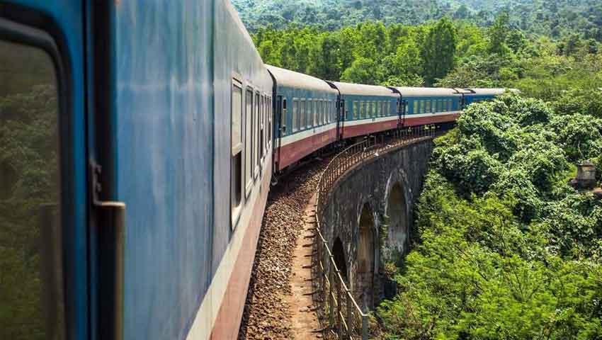 بهترین مسیر سفر از گرگان به مشهد با قطار