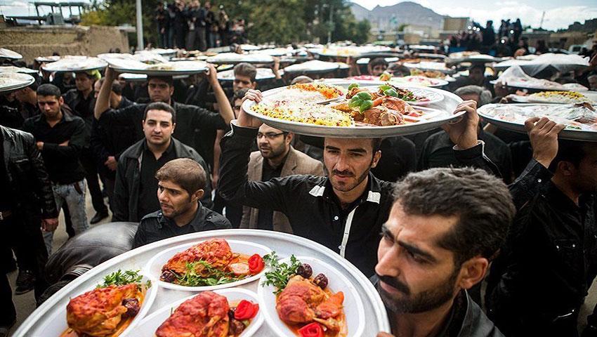 انواع نذری محرم در شهر مشهد