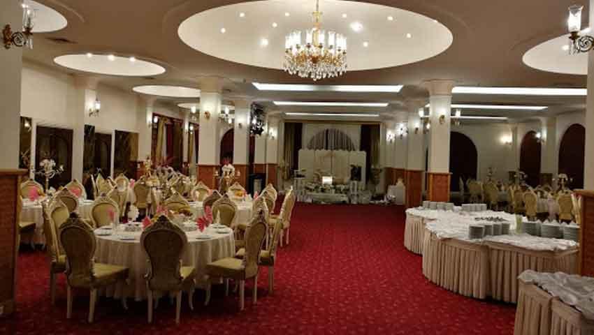 منوی رستوران هتل پردیسان مشهد