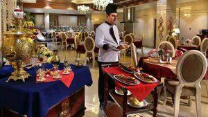 بهترین رستوران سنتی مشهد