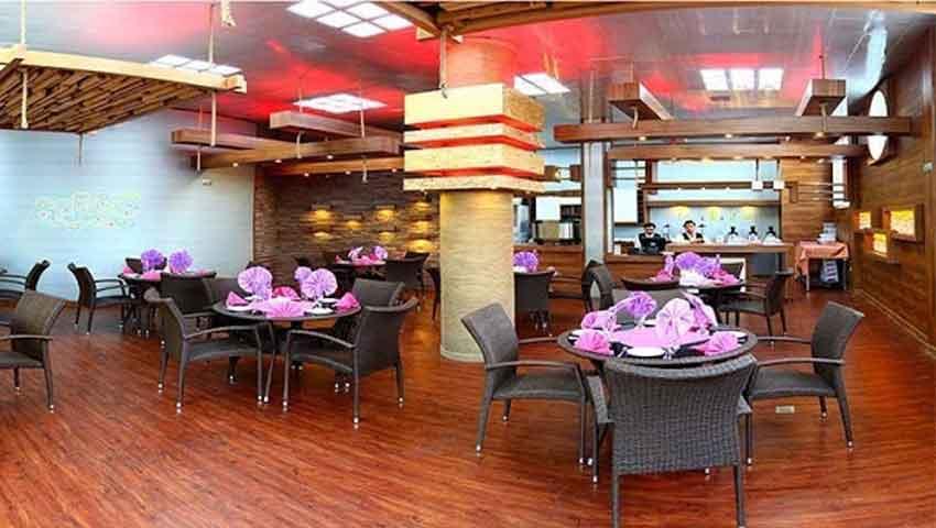 خدمات رفاهی هتل پردیسان مشهد