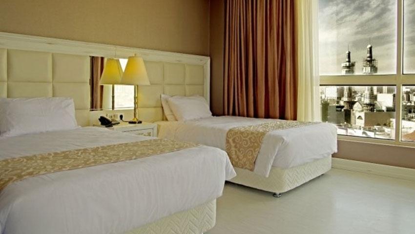 نزدیکترین هتل به حرم امام رضا