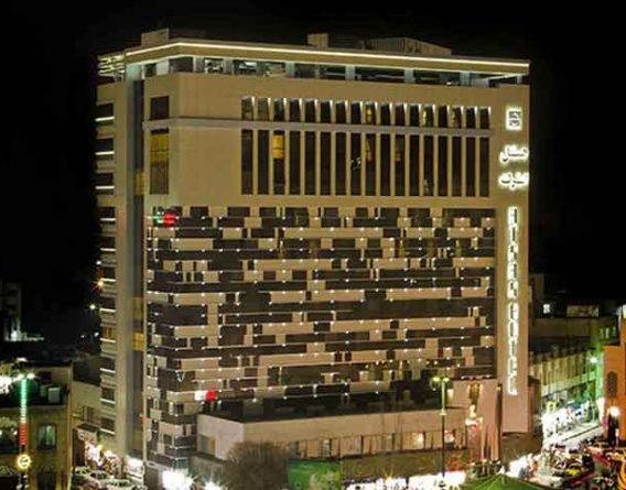 هتل اترک بهترین هتل 4 ستاره مشهد