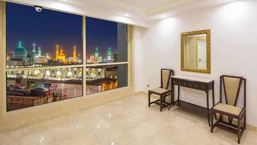 هتل اترک مشهد نزدیک ترین هتل به حرم
