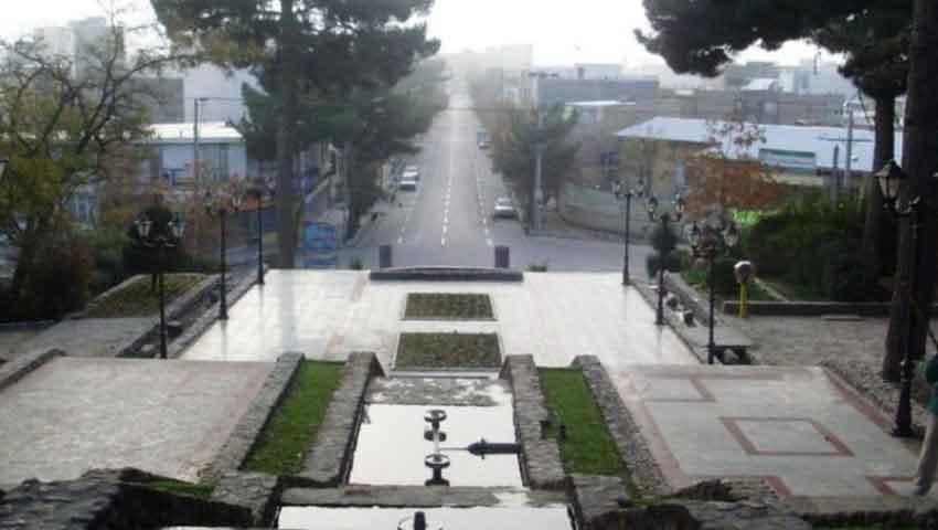 مناطق دیدنی فیض آباد اصفهان