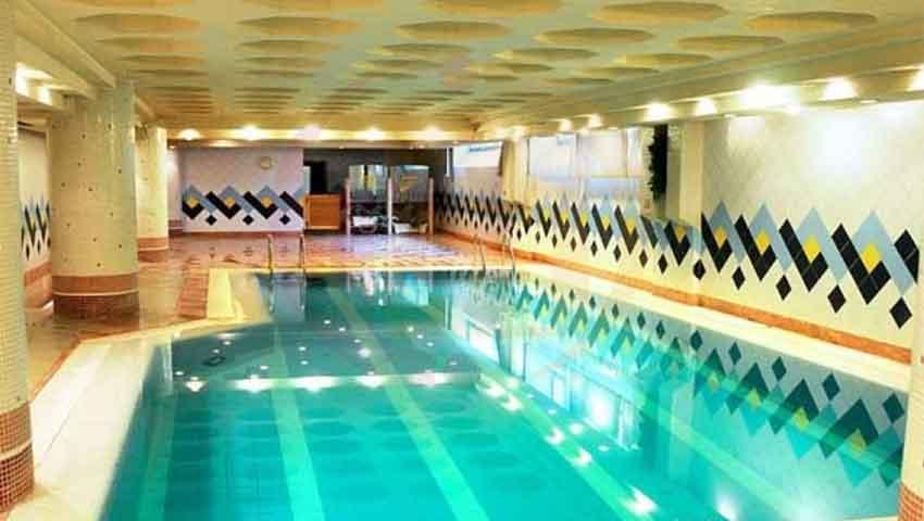 بهترین امکانات رفاهی تفریحی در هتل 4 ستاره اترک مشهد