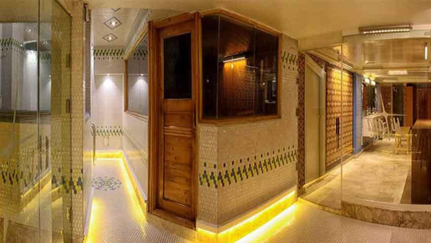 بهترین خدمات نفریحی رفاهی هتل تارا مشهد