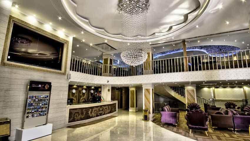 امکانات رفاهی و تفریحی هتل 4 ستاره کیانا مشهد