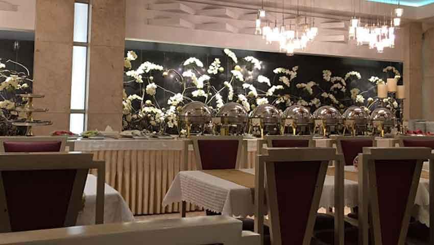بهترین کیفیت غذا در هتل اترک مشهد