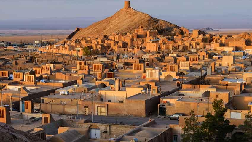 آثار تاریخی شهر انارک