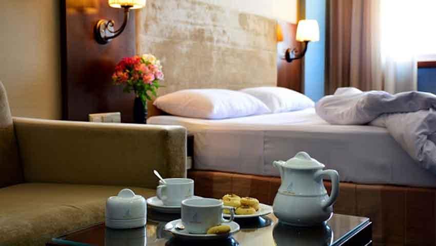 بهترین سرویس ها در اتاق های هتل فردوس مشهد