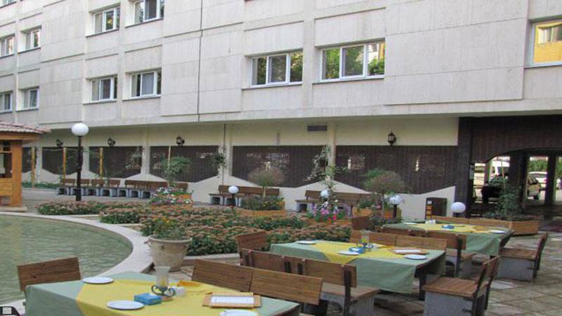 هتل تهران مشهد مقدس