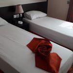 اتاق های هتل سه ستاره سراج مشهد