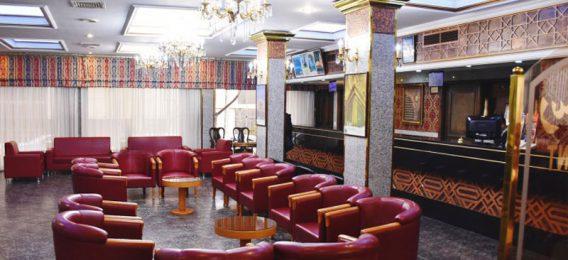 ارزان ترین قیمت رزرو هتل برای مشهد