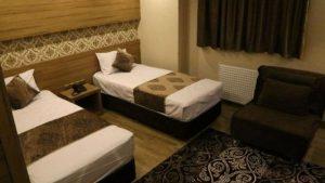 اتاق دو تخته هتل آتور