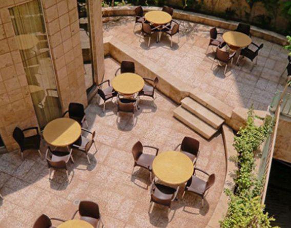 کافی شاپ هتل آتی مشهد