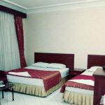 عکس اتاق های هتل سیمرغ مشهد