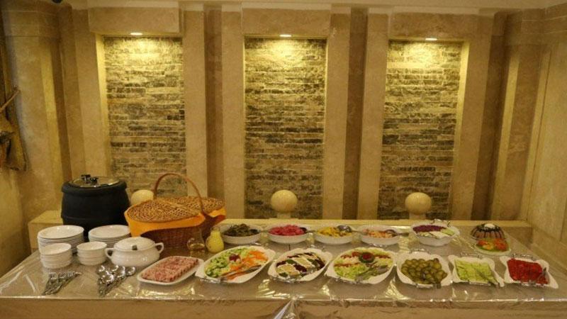 رستوران هتل آتور مشهد