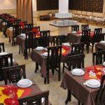 رستوران و کافی شاپ هتل سراج مشهد