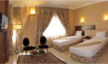 هتل های 3 ستاره مشهد نزدیک به حرم