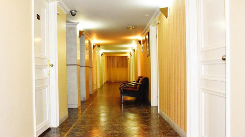 عکس هتل فجر مشهد خیابان امام رضا