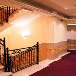 نمای داخلی هتل آتی در خیابان امام رضا