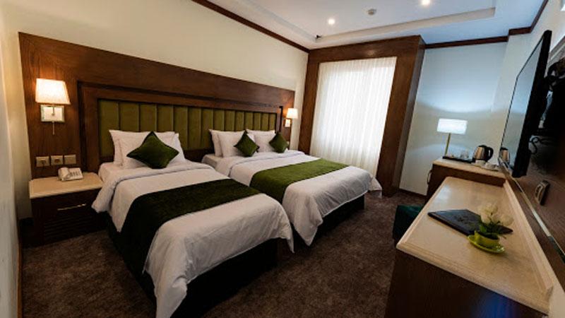 هتل 3 ستاره آدینا مشهد