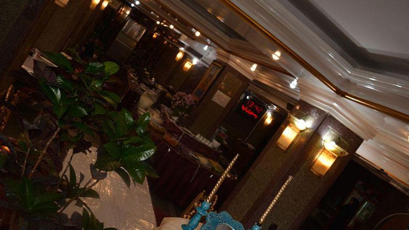 عکس لابی هتل آریا مشهد