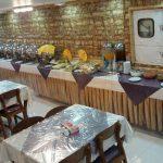 رستوران هتل آبشار مشهد