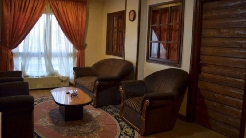 اتاق های هتل خانه سبز مشهد