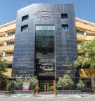 هتل 4 ستاره تابان مشهد در خیابان امام خمینی