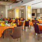 رستوران هتل 4ستاره تابان مشهد