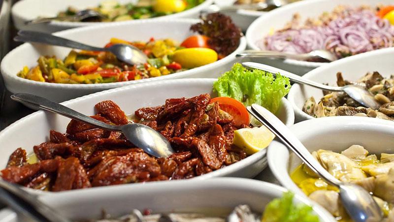 منوی رستوران شورورزی در مشهد