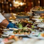 کیفیت غذای رستوران سدروس